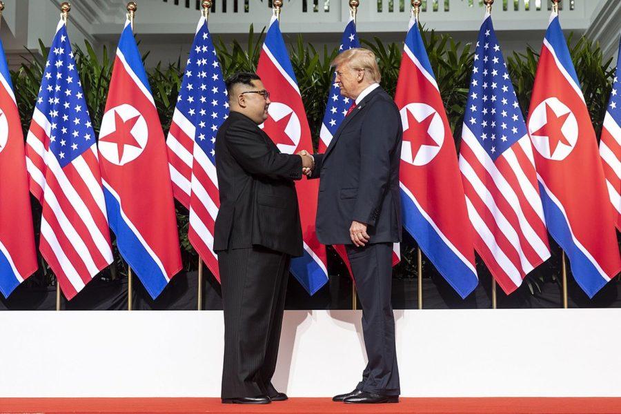 US-DPRK summit talk