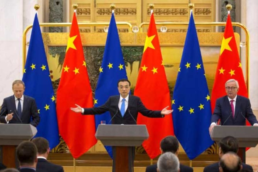 Invitation: Europe, Trump, China and the Rules – 17 September 2018