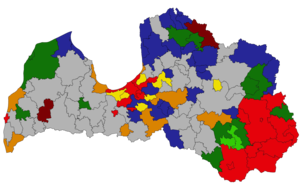 Latvian Parliamentary Elections