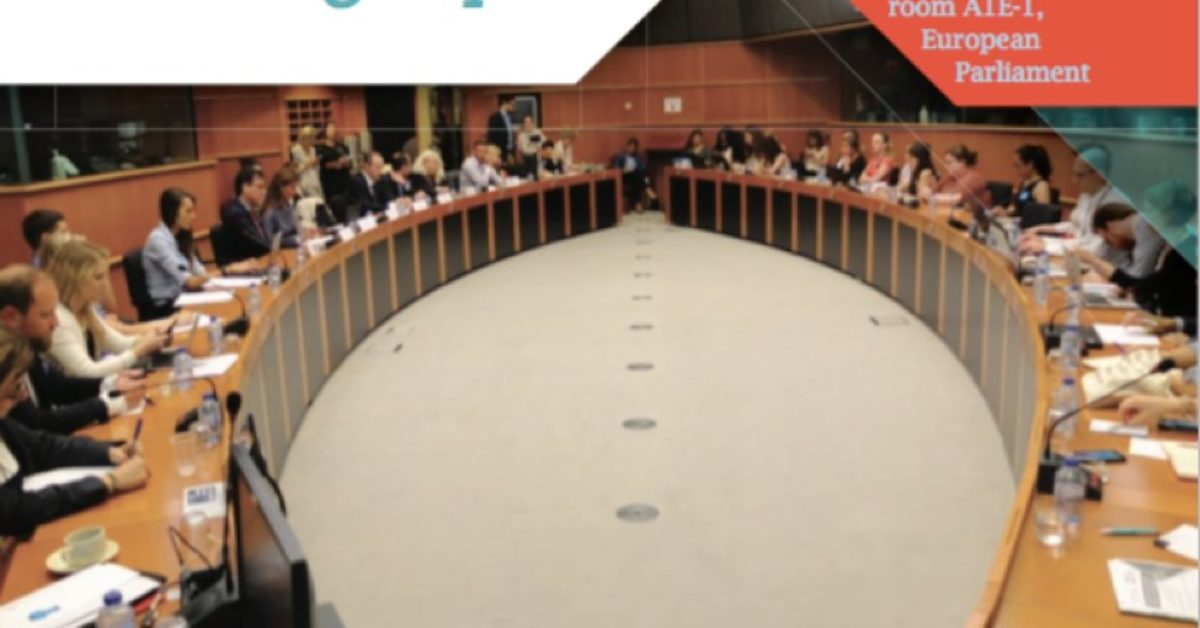 """Future Scenarios for the EU: What role for Healthcare?"""