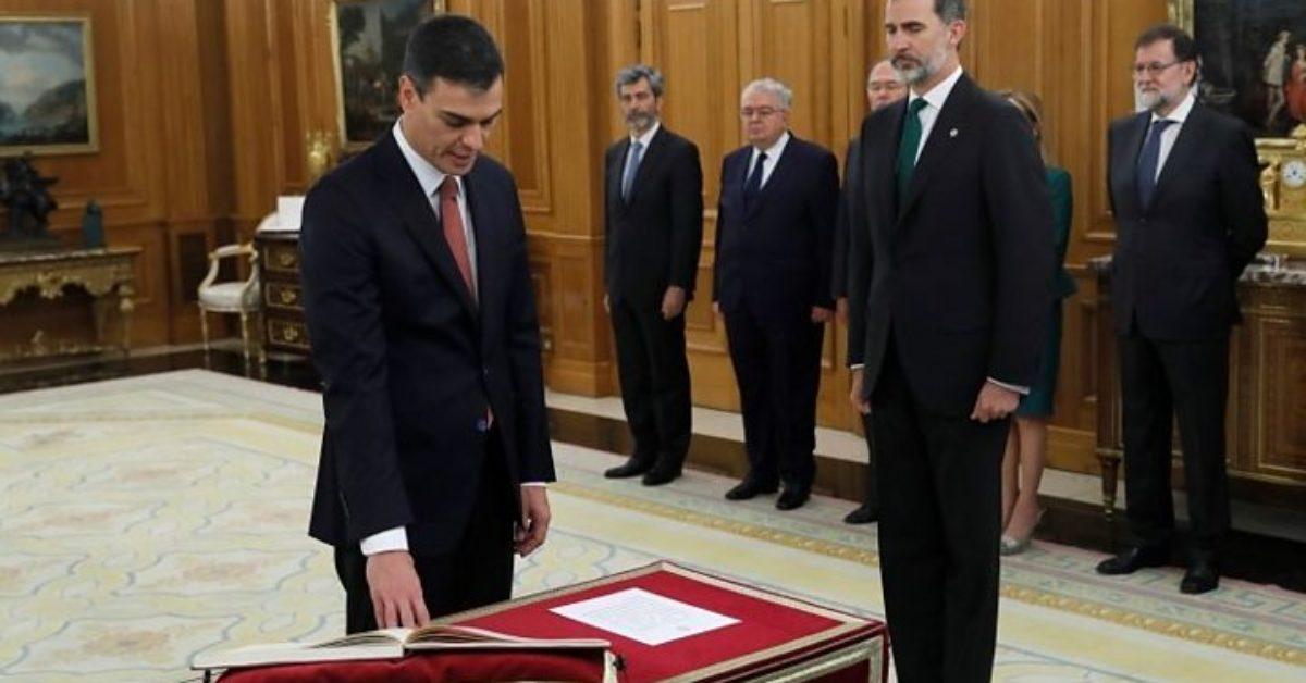 New Spanish Government Halfway through the current legislature