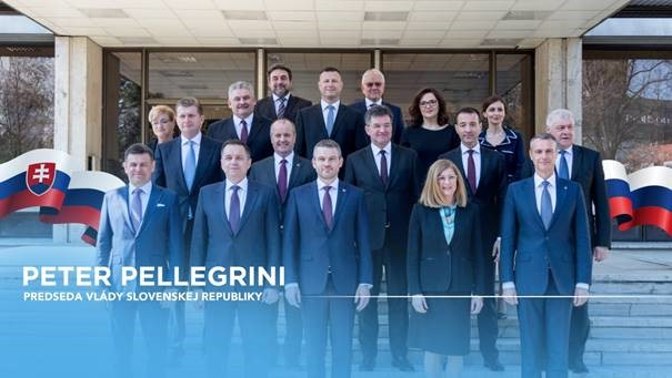 Slovakia has a new government