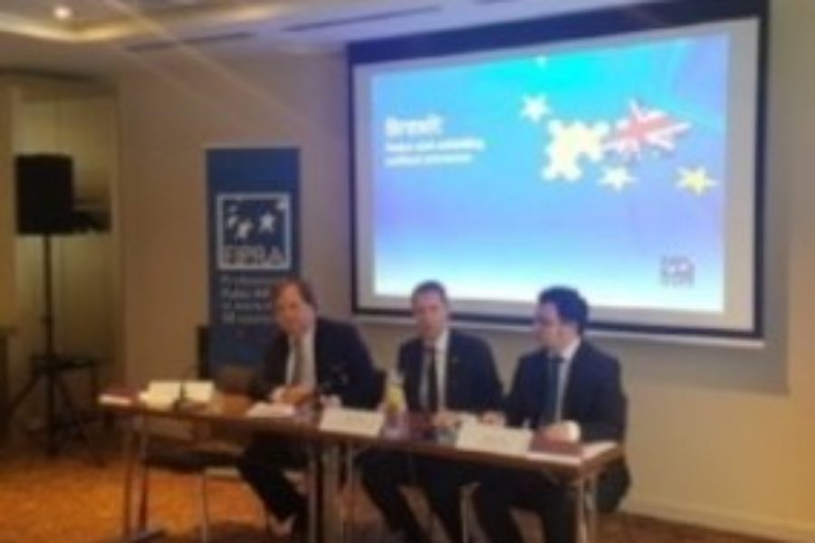 EVENT – FIPRA hosts highly successful Roundtable Brexit discussion with business leaders in Slovakia