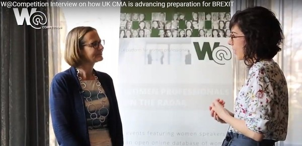 UK Competition and Markets Authority (CMA) on preparing for Brexit