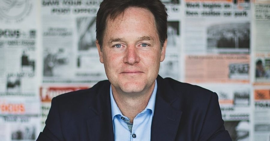 EVENT 05/02/2018 – Nick Clegg Delivers Major Address on the Future of Europe