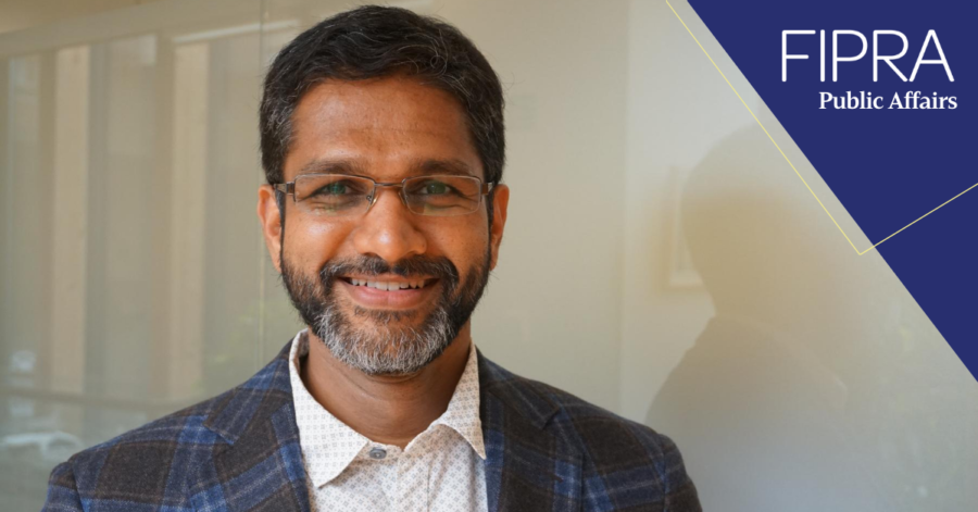 Rahul Venkit joins FIPRA as Communications & Network Marketing Director