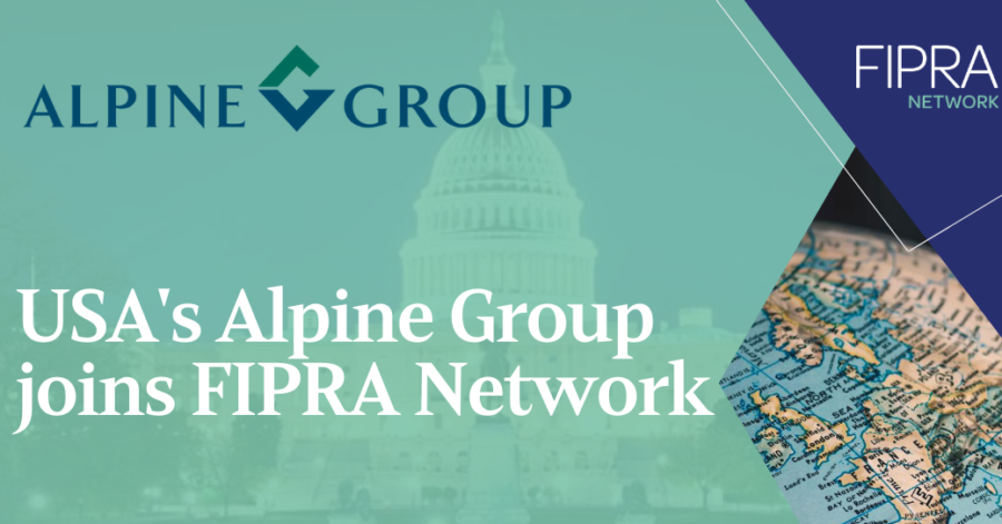 Alpine Group joins the FIPRA Network
