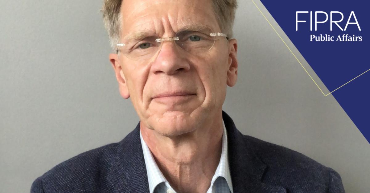 Derk Oldenburg joins FIPRA as Special Advisor