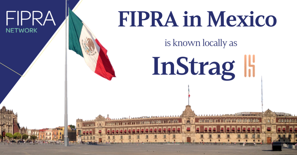 Mexico's InStrag joins the FIPRA Network