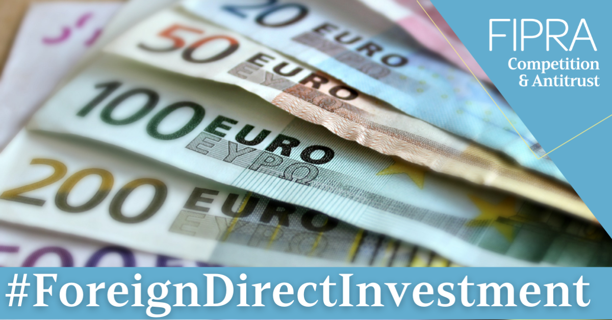 Foreign Direct Investment into the EU: how to survive multiple notifications and live to tell the tale
