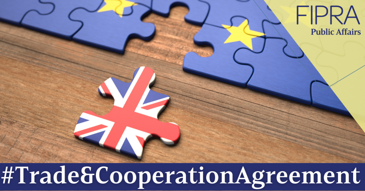 A new era: Examining the EU-UK Trade and Cooperation Agreement