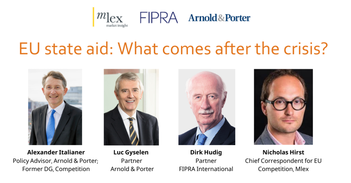 EU state aid: What comes after the crisis?