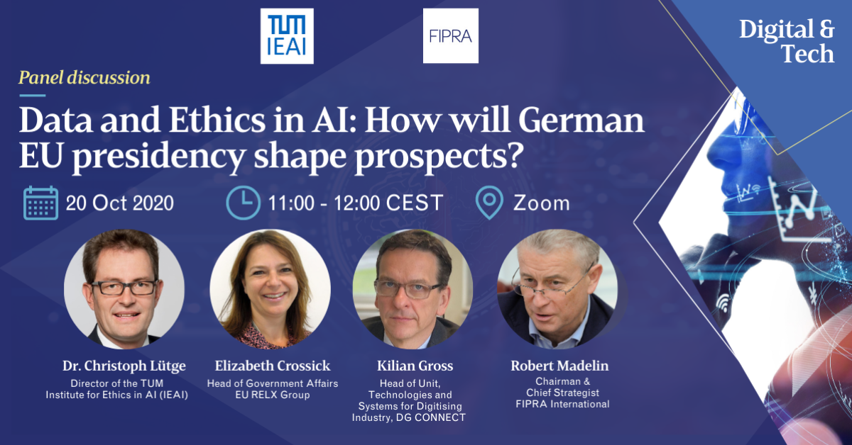 Data and Ethics in AI: how will German EU presidency shape prospects?