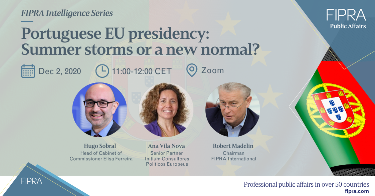 Portuguese EU presidency: Summer storms or a new normal?