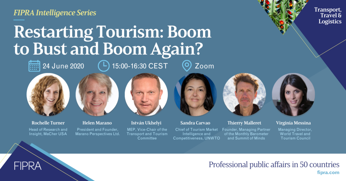 Restarting Tourism: From Boom to Bust and Boom Again?