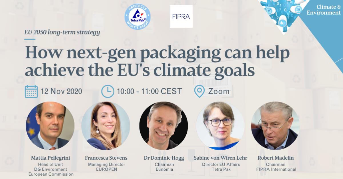 How next-gen packaging can help achieve the EU's climate goals