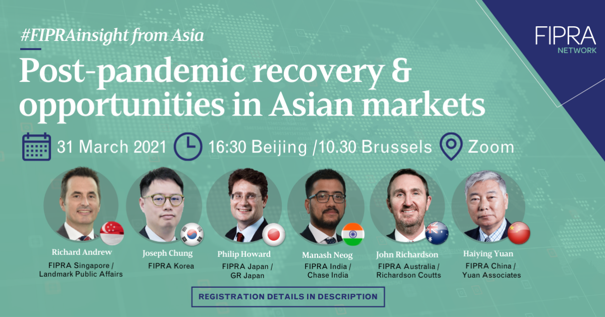 Post-pandemic recovery & opportunities in Asian markets