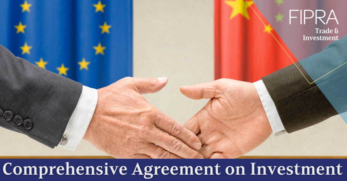 EU-China CAI is an investment agreement, not a panacea