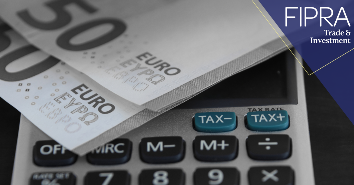 Europe's tax system – a time for swift innovation?