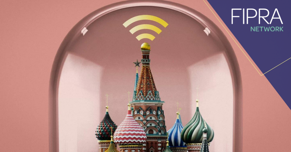 """Foreign tech platforms """"onshoring"""" legislation in Russia"""