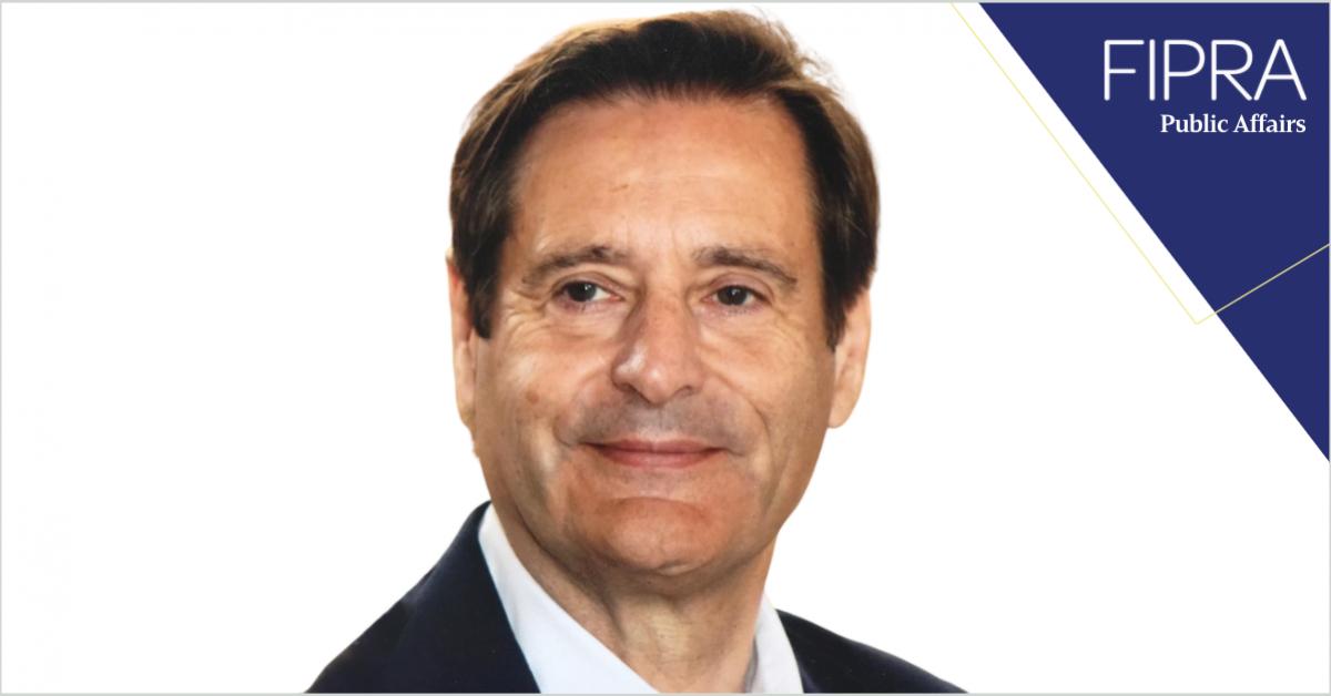 Angel Carro joins FIPRA as Senior Advisor