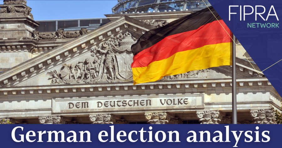 #FederalElections21: Germany at a turning point